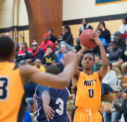 Mott sophomore Malik Albert scored 29 points in a win over Jackson on Saturday. His point total matched his 29 points per game average through nine games.